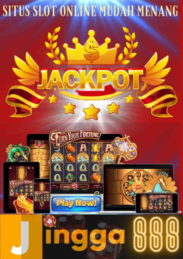 situs slot online mudah menang dengan deposit termurah